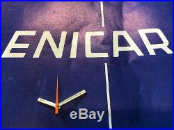 Enicar Hands Chronograph Valjoux 72 NEWS OLD STOCK