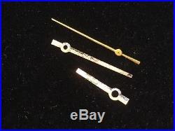 FACTORY Rolex Datejust Gold color Pie Pan Dial Plus original hands 1601
