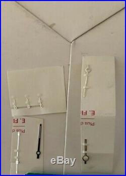 GENUINE ROLEX DAYTONA Paul Newman Cosmograph HANDS SET TRITIUM 6263 6265 6240