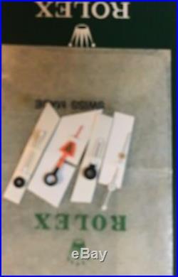 GENUINE ROLEX Explorer II STEVE MC QUEEN 1655 TRITIUM HANDSNEVER USEDNice/C