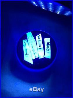 GENUINE ROLEX GMT-MASTER 16750,16760 VINTAGE TRITIUM HANDS Cream Color Light