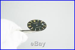 Gen Rolex 2Tone DateJust Black Dial Hands Quickset 3035 3135 16013 16233