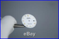 Gen Rolex 2Tone DateJust White Roman Dial Hands Quickset 3035 3135 16013 16233