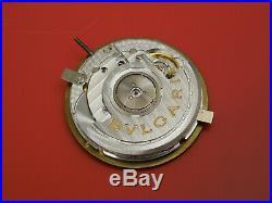 Genuine Bvlgari 21 Jewel Automatic Movement Dial Hands For Diagono Sd38s Diver