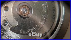 Genuine ETA 2824-2 Automatic Movement 2824 2 NEW 25Jewels Swiss Made Fortis Case