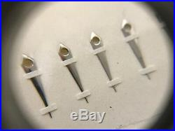 Genuine Omega One Pair Hr/Min Dauphine Hands to Fit Cal. 30t2, 265-269