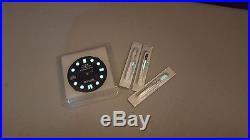 Genuine Original Dial & Hands Seiko Marinemaster Sbdx001 8l35-0010 /9