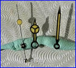 Genuine Rolex 1665 5513 1675 1680 Submariner Tritium Hands Silver Vintage Parts