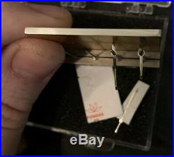 Genuine Rolex Cosmograph 6263 6241 Paul Newman Hands NOS Vintage Silver Tritium