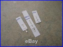 Genuine Rolex Datejust Tritium Hands Set 16030 16200 16220 3035 3135 Original