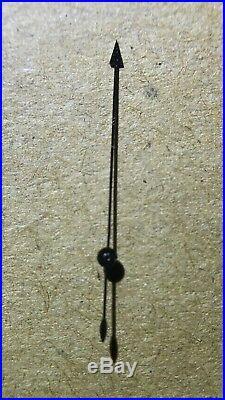 Genuine Rolex Daytona Second Hand Black 6263 6265 6239 6240 Vintage Cal 727 72
