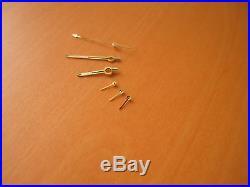 Genuine Rolex Daytona Tritium Gold Hands Set Cosmograph 16518 16523 16528 4030