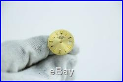 Genuine Rolex Gold Champagne Dial Hands Ladies 26mm Datejust 69173 Date