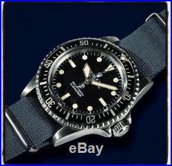 Genuine Rolex Milsub Second Hand 5513. 5517