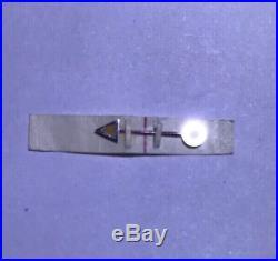 Genuine Rolex Red GMT Hand Tritium For 1675 6542 NOS Pepsi 1570 1030 Vintage Oem