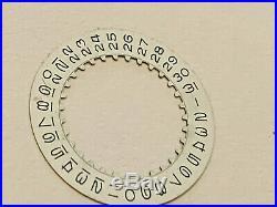 Genuine Rolex Sapphire Crystal Hands Disc date. Swiss Made Original