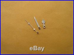 Genuine Rolex Sea-Dweller Luminova Hands Set for 16600 16660 Original Sfere