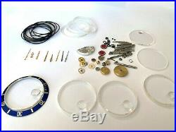 Genuine Rolex Submariner/GMT-Master/DateJust Rolex Watch Repair Parts