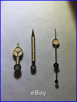 Genuine Rolex Submariner Hands Radium Big Lollipop Vintage Silver 5508 1016 6536