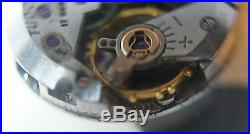 Genuine Rolex Tudor Ladies 2411 Movment ETA 2412 Dial Hands Crown