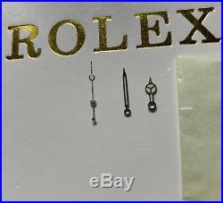 Genuine Rolex Vintage Tritium Hands Submariner 16800,14060,16610 Original Nos