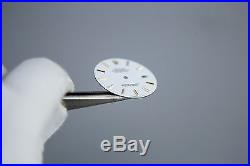 Genuine Rolex White Two Tone DateJust Dial Hands Quickset 3035 3135 16013 16233