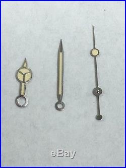 Genuine Set of Hands TUDOR Prince 76100 Submariner 94010 Good USED Condition
