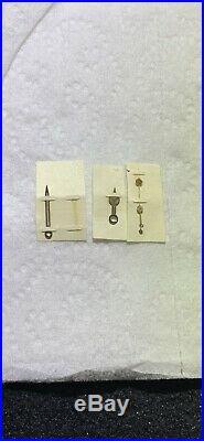 Genuine Tudor Gilt Radium Hands Big Dot 7928 Chapter Ring Exclamation PCG Era