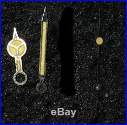 Genuine Tudor Submariner Vintage Tritium Hands 7016 7928 7909 Long Minute Hand