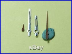 Genuine Used Set Of Hands Seiko Pogue 6139-6000 /1/2/5/7/9/30/32 Red Tear Drop
