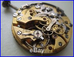 Genuine Vintage Tissot Men's T15 Watch Movement Hand-winding Mechanism & Dial