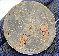Girard Perregaux London Hand Manuell Vintage 42,7 MM Nicht Paßt Für Parts Pocket