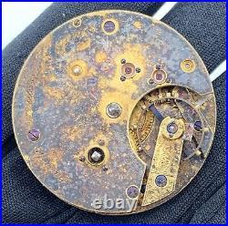 Girard Perregaux London hand manual vintage 42,7 mm NO Funciona for parts Pocket