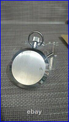 Halcon 7 Rubis Chronograph Hand Winding Watch For Repair Or Parts