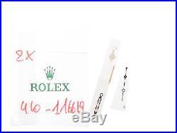 Hands set Rolex Submariner Ceramic ref. 116610 116619 new genuine 100%