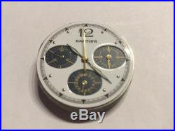 Harley/ronda 726 For Parts / Repair Sold As Is + Dial&hands = Not Working