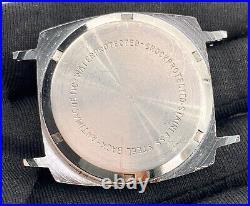 Her-Mig Cal. EB 8610 hand manual vintage 34 mm NO Funciona for parts