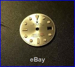 High quality Rolex lot Dials, hands, bracelet links, 18k Platinum DD YM DJ GMT