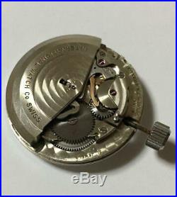 IWC 8531 Movement dial and hands only Authentic Watch Parts From Japan Pre owned