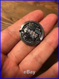 IWC Chronograph Quartz Movement Cal. 631 Movement, Dial Hands, Mechaquartz 9557