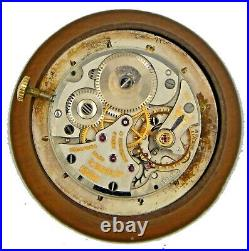 Jaeger Lecoultre Dial & Hands & Movement Cal. 480 Only For Parts Run