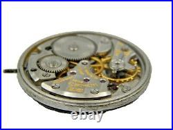Jaeger Lecoultre Dial & Hands & Movement Cal. 480 Only For Parts Use. From 1950