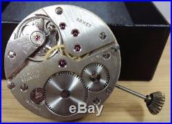 Keeping TimeSERVICEDUT UNITAS (ETA) Swiss 6498 Movement WithHands Dial Stem