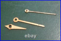LONGINES Automatic set of hands for cal L 990.1 Swiss for parts