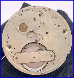 L. Juillard Geneve hand manual vintage 45,2mm pocket watch NO Funciona for parts