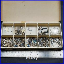Large Lot of Mixed Vintage Wrist Watch Hands Parts for Watchmakers (CG10)