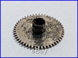 LeCoultre Genuine Hand-Setting Crown Wheel Part 515 Model 12497, used RARE