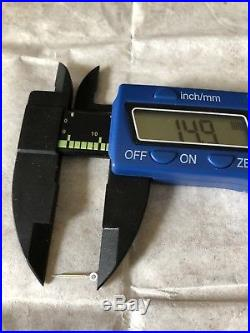 Lemania tritium hands for Military HS9 RAF series 1 and 2 chronographs NOS