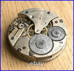 Longines 1745521 Doesn'T Works For Parts Balance Ok Hand Manual 43,3mm Pocket