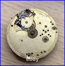 Longines 18.68 Hand Manual 40,5 mm Pocket Watch Bolsillo NO Funciona for parts